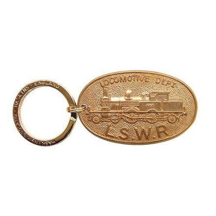 London and South Western Railway (LSWR) Key Ring